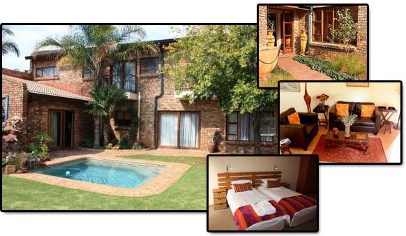 Aero Lodge Guest House Accommodation